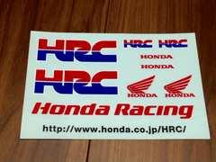 HONDAレーシングステッカーシールコレクター