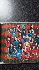 E-girls MerryMerryChristmas CD