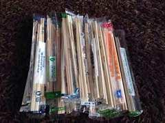 使い捨て割り箸   50本