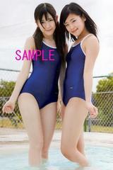 【送料無料】AKB48渡辺麻友 写真5枚セット<サイン入> 10