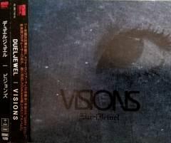 DuelJewel :VISIONS♪ 初回盤DVD付き★ V系