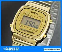 新品 即買い■カシオ レディース 腕時計 LA670WGA-9★