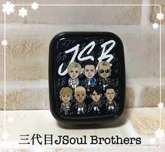 三代目JSoul Brothers☆コンタクトレンズケース