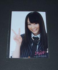AKB48 上からマリコ 通常盤封入特典生写真 山本彩