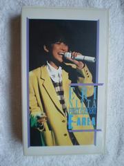 ファーストコーサート「E-AREA」 [VHS] /  新田恵利