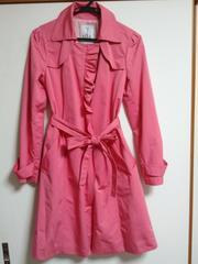 tibi☆新品同然☆ピンクのコート☆