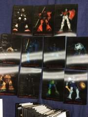 機動戦士ガンダム3Dコレクション    34セット
