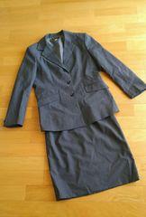 【NaMoTi】レディース スーツ 3点セット  グレー