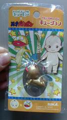 新品★天才バカボン × キューピー『ウナギイヌ』ゴールド