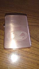 2002年製純銅Zippo