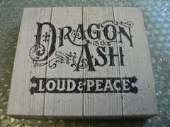 Dragon Ash『LOUD&PEACE』初回限定盤【3枚組CD】ベストBest39曲