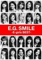 即決 ami特典付 E.G.SMILE -E-girls BEST- +3DVD+スマプラ 初回