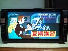 日産純正 MP310-W ワンセグ内蔵 DVD再生 ワイドモデル パイオニア製 2010年