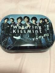 セブンイレブン Kis−My−Ft2  ウォータリング キスミント缶