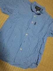 アバクロ チェックシャツ M