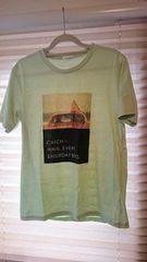 サーフィン☆サーフTシャツ☆Mサイズ♪CATCHAWAVEEVERYSATURDAY