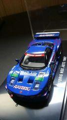1/43 エブロ製品 レイブリックNSX JGTC1997 レジェンドシリーズ 未使用 新品