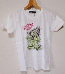 CandyStripper☆アメコミモンスタープリントTシャツ☆ホワイト