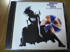 CD「ディスコ・テックVol.1〜U.S.ハウス・コレクティヴ」廃盤
