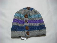 wb165 女 RIP CURL リップカール ボーダー ニット帽