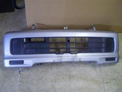 激安売り切りアトレーS220Gフロントバンパーシルバー