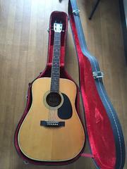 美品モーリスアコースティックギター wー20
