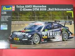 ドイツレベル 1/24 Trilux AMG メルセデス DTM2009 ラルフ・シューマッハ