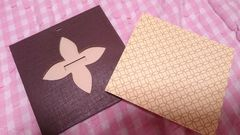 ルイヴィトン★メッセージカード