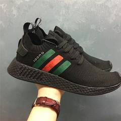 新品未開封 Gucci x nmd 靴