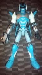 電脳警察サイバーコップ!マーキュリー!当時物!メタルヒーロー宇宙刑事