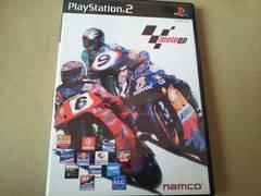 PS2☆MotoGp☆NAMCO。バイクレースゲーム。