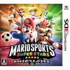 3DS》マリオスポーツ スーパースターズ [174000743]