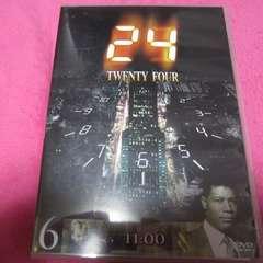 【DVD】 24 TWENTY FOUR シーズン1 Vol.6
