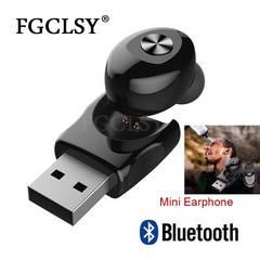 Bluetooth イヤホン ワイヤレスイヤホン  イヤホンマイク 片耳