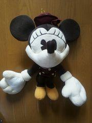 ディズニー:ミニーマウス、ビッグぬいぐるみ!非売品TDR
