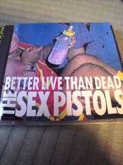 輸入盤CD,THE SEX PISTOLS(セックスピストルズ)