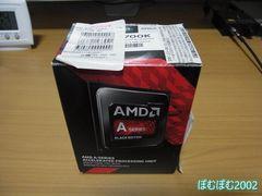 AMD A10-7700K Black Edition BOX/中古品