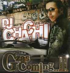DJ CHACHI / GZAS COMING...II / MIX CD / G-RAP