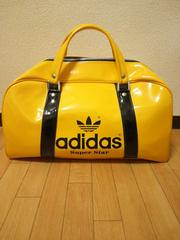 70s 兼松江商 adidas Super Star ボストン バック ヴィンテージ