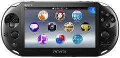 即決◆中古 PSVita 本体 Wi-Fiモデル ブラック PCH-2000ZA11