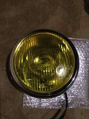 CBX.CBR 180π汎用品 ヘッドライト新品未使用品