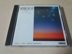 COSMOS &ゼアL.A.フレンズ CD「セッションV」シンセ●