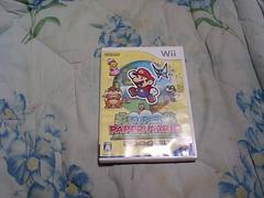 【Wii】スーパーペーパーマリオ