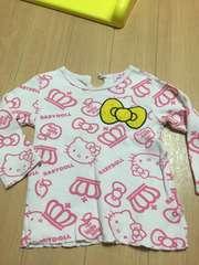 Baby Doll☆キティコラボロンT90
