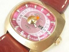 4306/ORIENTオリエント新しいモデル自動巻メンズ腕時計トリプルスターAAA