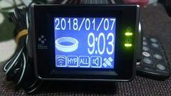 コムテック GPS搭載液晶表示 ソーラーレーダー探知機 GL 870