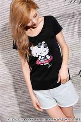 Rady☆新品Hello KittyサマーリゾートフラワーTシャツ