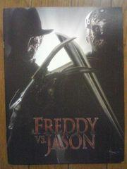 フレディvsジェイソン FREDDY vs. JASON パンフレット