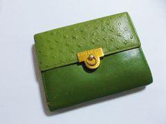 【在庫セール】ジバンシー革製二つ折り財布