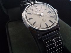 GRAND SEIKO DATE HI-BEAT AUTOMATIC!